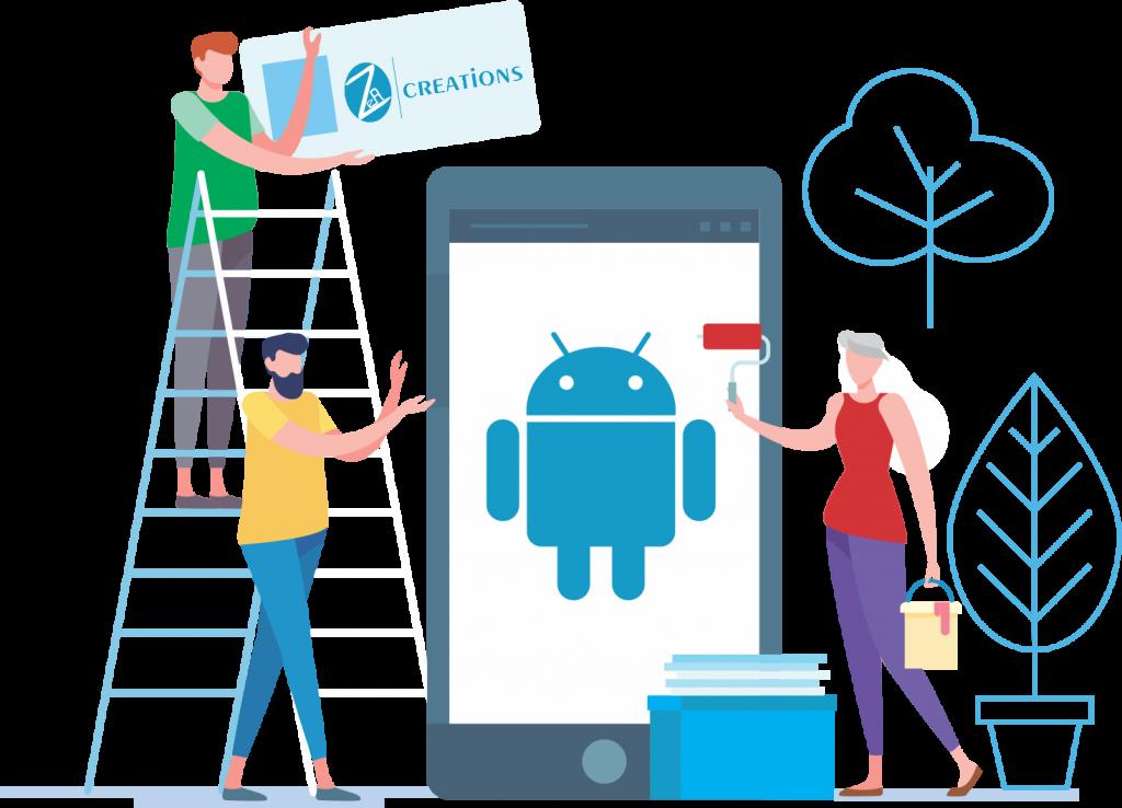 android app development comapny gurgaon
