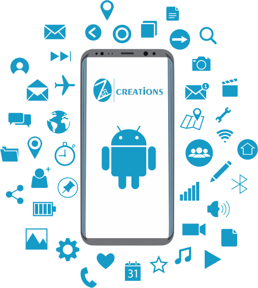 android apps Development service gurgaon