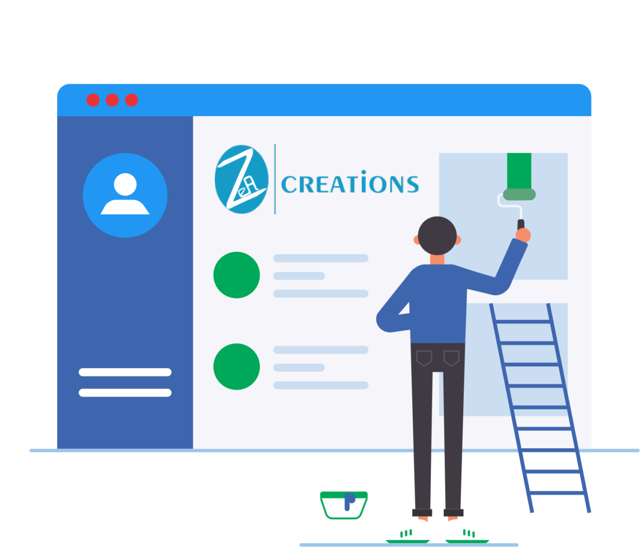 Dynamic Website Designing Company Gurgaon