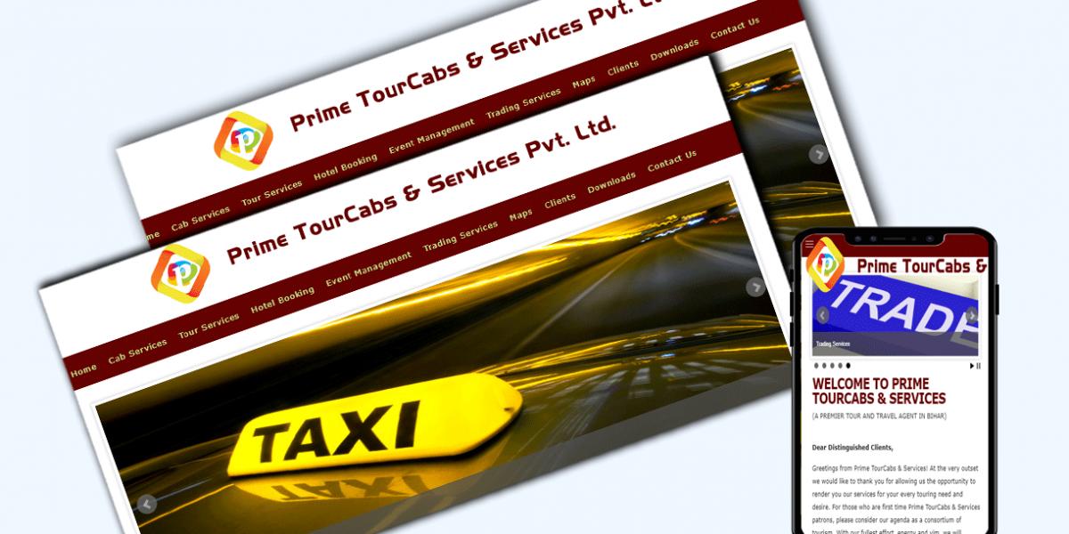 prime-tour cabs services pvt ltd