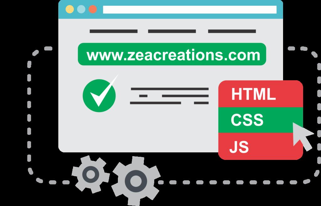 static web design gurgaon